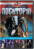 Rocktopia: A Classical Revolution Live In Concert Budapest PBS Special 2014 DVD 2017 16:9 DTS 5.1  2017  Release Date 4-11-2017