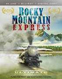 Rocky Mountain Express: IMAX 4K Ultra HD  (With Blu-Ray 3-D, Widescreen, 2 Pack, 2PC) 2016 07-12-16 Release Date