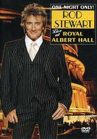 Rod Stewart: One Night Only Live At Royal Albert Hall DVD 2004 Dolby Digital 5.1