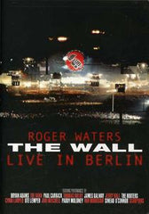 Roger Waters: Wall Live In Berlin 1990 DVD 2003 16:9 Dolby Digital 5.1