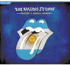 Rolling Stones: Bridges To Buenos Aires Live At River Plate 1998  (2CD/Blu-Ray) Digipack Packaging 2019 Release Date 11/8/19