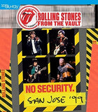 Rolling Stones: From The Vaults: No Security San Jose 1999 [Import]  (Blu-ray) DTS-HD Master Audio  2018 Release Date 7/20/18