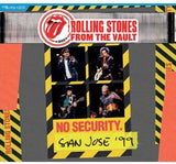 Rolling Stones: From The Vaults: No Security San Jose 1999 [Import]  2CD/Blu-ray DTS-HD Master 5.1 Audio  2018 Release Date 7/13/18