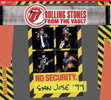 Rolling Stones: From The Vaults: No Security San Jose 1999 [Import]  2CD/DVD DTS 5.1 Audio  2018 Release Date 7/20/18