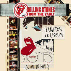 Rolling Stones: Hampton Coliseum-Live In 1981 From The Vault Special Edition 2CD + DVD 2014