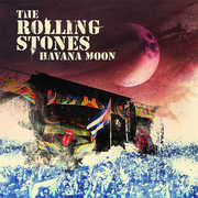 The Rolling Stones: Havana Moon American Latina Ole Tour 2016 2CD/DVD Deluxe Edition DTS-HD Master Audio  11-11-16 Release Date