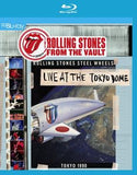 Rolling Stones From The Vault: Live At The Tokyo Dome 1990 2 CD (Blu-ray 2015 DTS-HD Master Audio