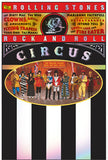 Rolling Stones:  Rock and Roll Circus 1968  4K Mastering O-Card Packaging (Blu-ray) Dolby Atmos 2019 Release Date 6/28/19