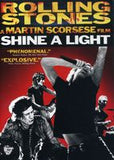 Rolling Stones: Shine A Light New York's Beacon Theater 2006 (DVD) 2013 16:9 DTS 5.1 Audio Rare Out Of Print