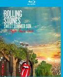 Rolling Stones: Sweet Summer Sun Hyde Park Park Live 2013 (Blu-ray) 2013 DTS-HD Master Audio