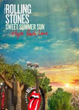 Rolling Stones: Sweet Summer Sun Hyde Park Park Live 2013 DVD Plus Stones Hyde Park XL T-Shirt Sold At Venue -Shirt  2013 DTS 5.1