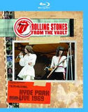 Rolling Stones: From The Vault Hyde Park 1969 (Blu-ray) 2015 DTS-HD Master Audio 07-24-15 Release Date