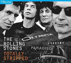 The Rolling Stones: Totally Stripped Documentary 1995 (Blu-ray-CD) 2016 DTS-HD Master Audio 06-03-16 Release Date
