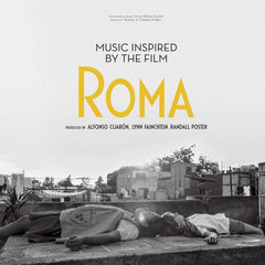 Roma: Music Inspired By the Film Various Artist 2019 CD Release Date 2/8/19