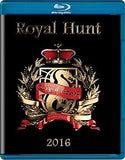 "Royal Hunt: Royal Hunt  ""2016"" Live Moscow 25th Anniversary (Blu-ray) 2017 05-12-17 Release Date"