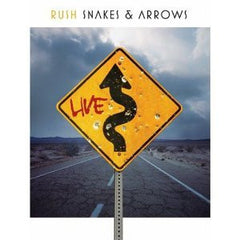 Rush: Snakes And Arrows Live Holland 2007 (Blu-ray) 2008 DTS-HD Master Audio