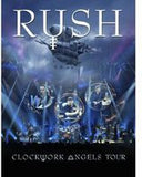 Rush: Clockwork Angels Tour 2012 (Blu-ray) 2013 DTS-HD Master Audio