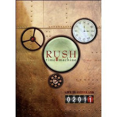 Rush: Time Machine-Live In Cleveland 2011 (Blu-ray) 2011 DTS-HD Master Audio