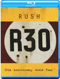 Rush: R30 30th Anniversary Tour 2004 Frankfurt Live Concert Performances (Blu-ray) 2009 DTS-HD Master Audio
