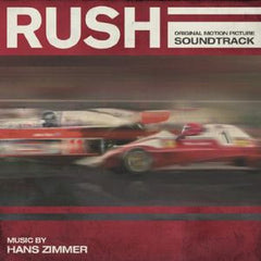 Rush [Original Motion Picture Soundtrack] CD 2013 Hans Zimmer
