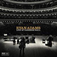 Ryan Adams: Live At Carnegie Hall 2014 Vinyl Blue Note Label 140-gram Includes Shipping USA