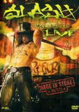 Slash: Made In Stoke 24/7/11 Victoria Hall Canada DVD 2011 Import 16:9 DTS-5.1