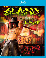Slash: Made In Stoke 24/7/11 Victoria Hall Canada [Blu-Ray] 2011 Import DTS-HD Master Audio