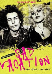 Sad Vacation: Last Days Of Sid & Nancy Punk Rock DVD 2017