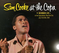 Sam Cooke: Sam Cooke At The Copa 1964 CD 2003 R&B/Soul