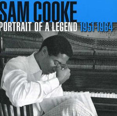 Sam Cooke: Portrait Of A Legend 1951-1964 30 Tracks CD 2003