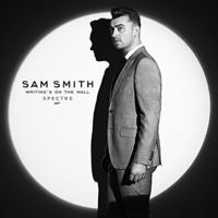 Sam Smith: Writings On The Wall Spectre CD 2015 10-30-15 Release Date
