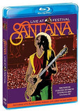 Santana: Live At The US Festival 1982 (Blu-ray) DTS HD Master Audio Release Date 9/6/19