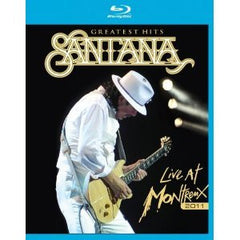 Carlos Santana: Santana Greatest Hits Live At Montreux 2011 (Blu-ray) 2012 DTS-HD Master Audio
