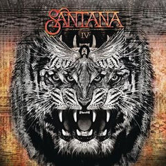 Santana: Santana IV 23rd Studio Album (Double LP+Digital Download) 2016 04-15-16 Release Date Includes Shipping USA