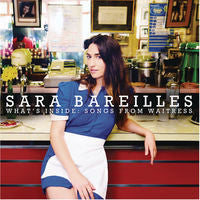 Sara Bareilles What's Inside: Songs From Waitress CD 2015 11-06-15 Release Date