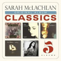 Sarah McLachlan: 5 Disc Box Set Includes: Touch (1988), Solace (1991), Fumbling Towards Ecstasy (1993), Surfacing (1997), and Afterglow (2003)