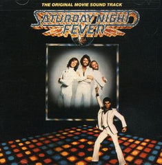 Saturday Night Fever: The Original Movie Soundtrack 2 CD Deluxe Edition 2007 Remastered