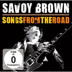 Savoy Brown: Songs from the Road (CD/DVD Slim Pack) 2013 Release Date 4/9/13