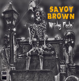 Savoy Brown: Witchy Feelin' LP 2018 Release Date: 2/2/18