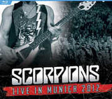 Scorpions: Live In Munich 2012 (Blu-ray) DTS-HD Master Audio 2016 09-30-16 Release Date