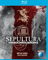Sepultura & Les Tambours Du Bronx: Metal Veins Alive At Rock In Rio 2013 (Blu-ray) 2014 DTS-HD Master Audio