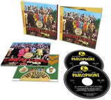 Beatles: Sgt. Pepper's Lonely Hearts Club Band Deluxe Edition 2 CD 50th Anniversary Edition  2017 05-26-17 Release Date