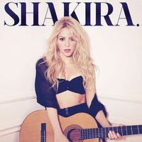 Shakira: Shakira CD 2014 Grammy Award Winning Singer New Release 3-25-14