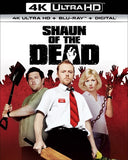 Shaun Of The Dead (4K Ultra HD+Blu-ray+Digittal) Rated: R Release Date 11/5/19