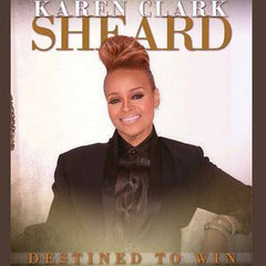 Sheard: Destined To Win (Gospel) CD 2015 07-17-15 Release Date