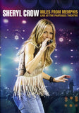 Sheryl Crow: Miles From Memphis-Live at The Pantages Theatre 2010  DVD 2011 DTS-5.1 Audio