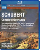 Schubert: Complete Overtures (Blu-ray Audio Only) 2011 High Fidelity Pure Audio Only 96kHz/24bit DTS-HD Master Audio