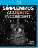 Simple Minds: Acoustic In Concert Deluxe Edition BBC Music (Blu-ray)  DTS-HD Master Audio 2017 06-16-17 Release Date