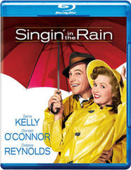 Singin' In The Rain: 60th Anniversary Ultimate Collectors Edition (Blu-ray) DTS-HD Master Audio