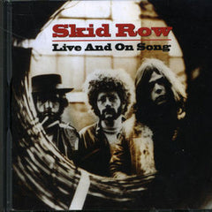 Skid Row: Live And On Song 1969 CD 2006 Feat Brush Shiels, Gary Moore & Phil Lynott -Live BBC 1971